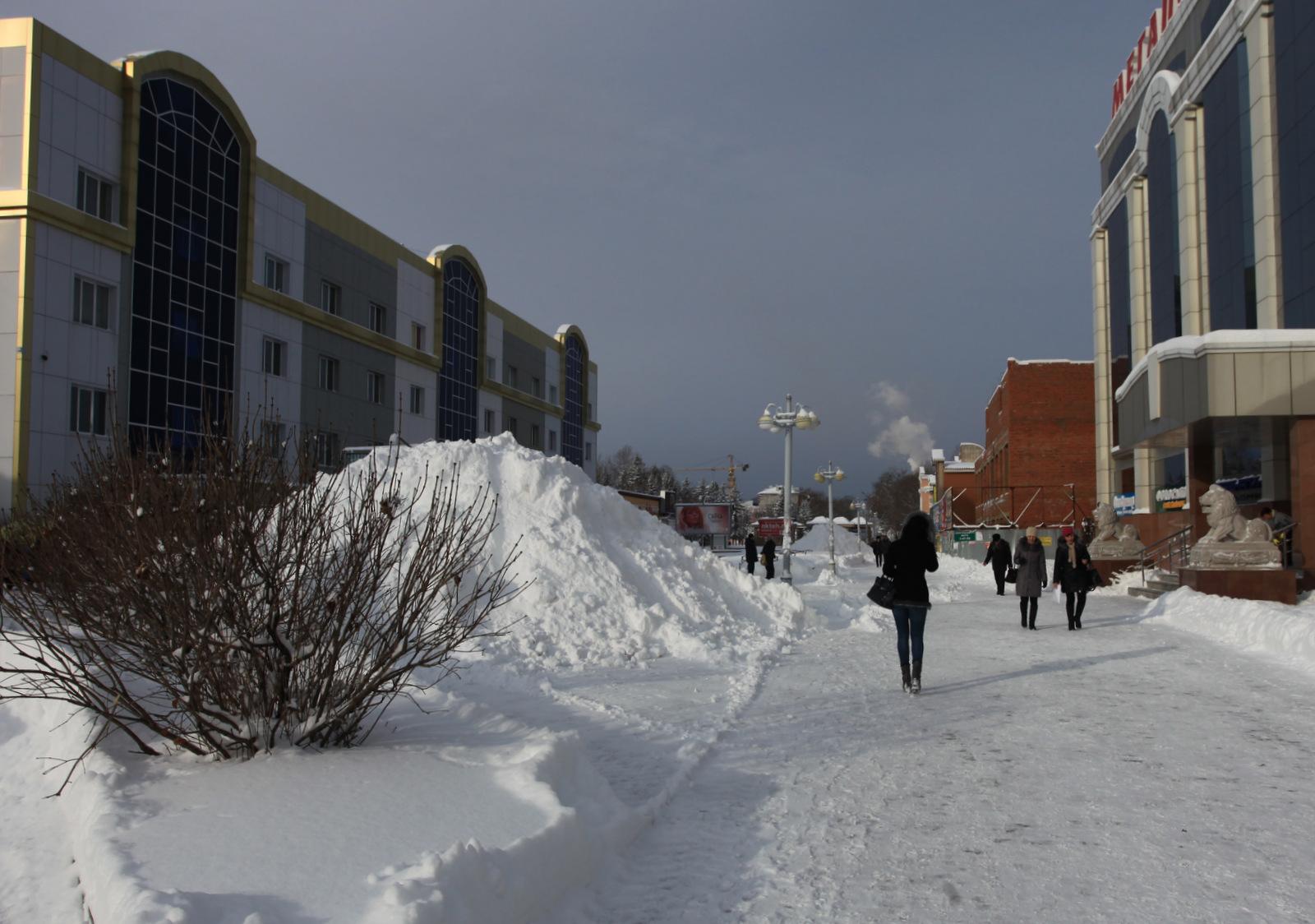 биробиджан фото зимой временем