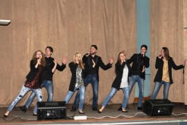 Праздничный концерт в БВК