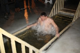 Праздник Крещения в Биробиджане (1)