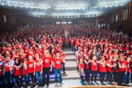 Школьники из ЕАО представляют еврейскую культуру во всероссийском лагере (1)
