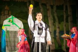 Школьники из ЕАО представляют еврейскую культуру во всероссийском лагере (2)