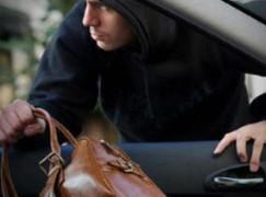 45 тысяч рублей похищено из машины