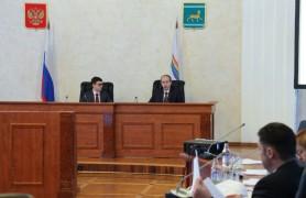 ЕАО намерена активнее участвовать в формировании госпрограмм (2)