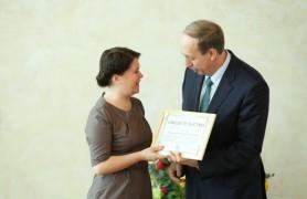 Глава региона поздравил работников культуры с праздником (2)