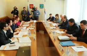 Губернатор встретился с активом ОНФ (2)