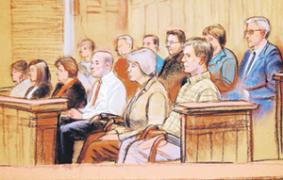 Классика судебного жанра - присяжные заседатели