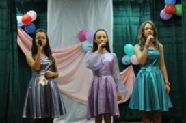 Концерт в честь тружеников села