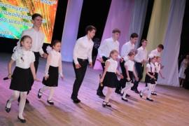 Школа №7 поет и танцует