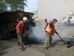 В Биробиджане отремонтируют восемь дворов