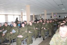 Военносдужащих познакомили с историей ЕАО (1)