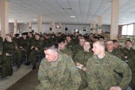 Военносдужащих познакомили с историей ЕАО
