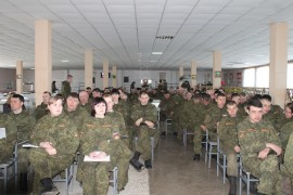 Военносдужащих познакомили с историей ЕАО (3)