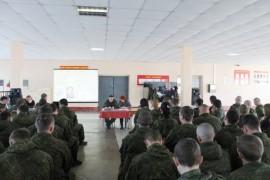 Военносдужащих познакомили с историей ЕАО (5)