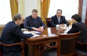 Встреча с нефтяниками (1)