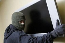 Задержан подозреваемый в краже телевизора из квартиры