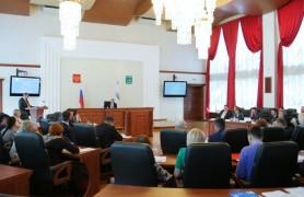 Заседает Совет глав муниципалитетов