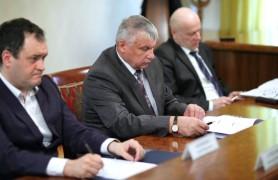Заседание комиссии по координации работы по противодействию коррупции в Еврейской автономной области (1)