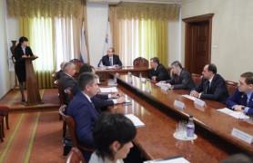 Заседание комиссии по координации работы по противодействию коррупции в Еврейской автономной области (2)