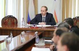 Заседание комиссии по координации работы по противодействию коррупции в Еврейской автономной области