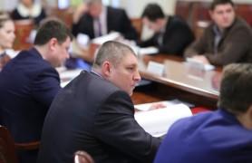 Заседание комиссии по координации работы по противодействию коррупции в Еврейской автономной области (3)