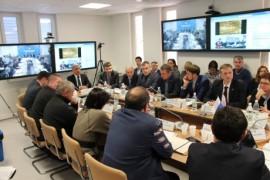 Заседание круглого стола по проблемам леса