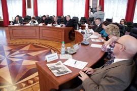 Заседание парламента ЕАО