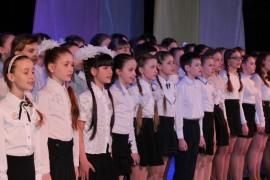 Згаменитый академический хор школы№11