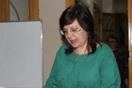 Директор ЦГБ Наталья Симдянкина
