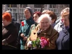 Мемориальную доску в честь Галины Матвеевны Розицкой открыли в Биробиджане