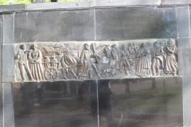 День 70-летия улицы Шолом-Алейхема отметили в Биробиджане (1)