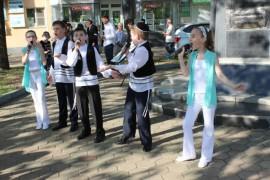 День 70-летия улицы Шолом-Алейхема отметили в Биробиджане (3)
