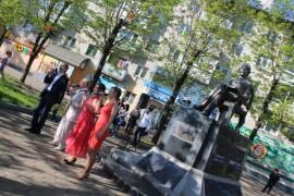 День 70-летия улицы Шолом-Алейхема отметили в Биробиджане (5)