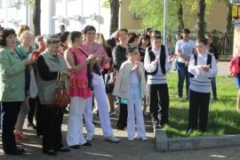 День 70-летия улицы Шолом-Алейхема отметили в Биробиджане (6)