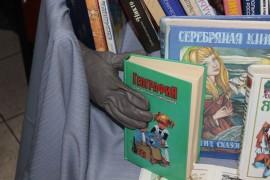 Книго-человека создали к профессиональному празднику в ЦДиЮКе (4)