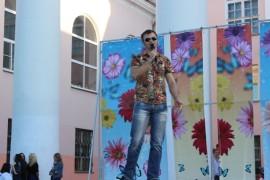 Концертом на Дворцовой площади завершился День города (9)