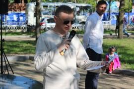 Поэт и журналист Виктор Антонов