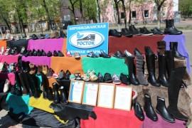 Предпринимательская ярмарка прошла в Биробиджане