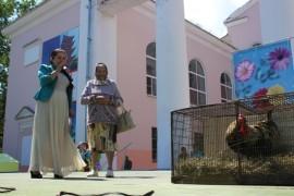 СОБЫТИЕ - Пенсионерке повезло - выиграла петуха