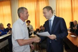 Церемонией награждения окрылась декада предпринимательства в  Биробиджане (11)