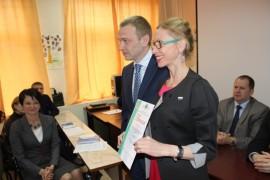 Церемонией награждения окрылась декада предпринимательства в  Биробиджане (15)