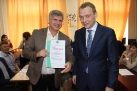 Церемонией награждения окрылась декада предпринимательства в  Биробиджане (19)