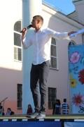 Ведущий концерта Константин Мелисов не ограничился объявлением номеров