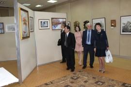 Выставки прошли в День города в Биробиджане (1)