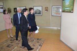 Выставки прошли в День города в Биробиджане (3)