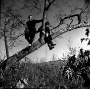 1968 гол 17 километр Биршоссе - любимое место сбора калины и лимонника Фото Ю.Косвинцева