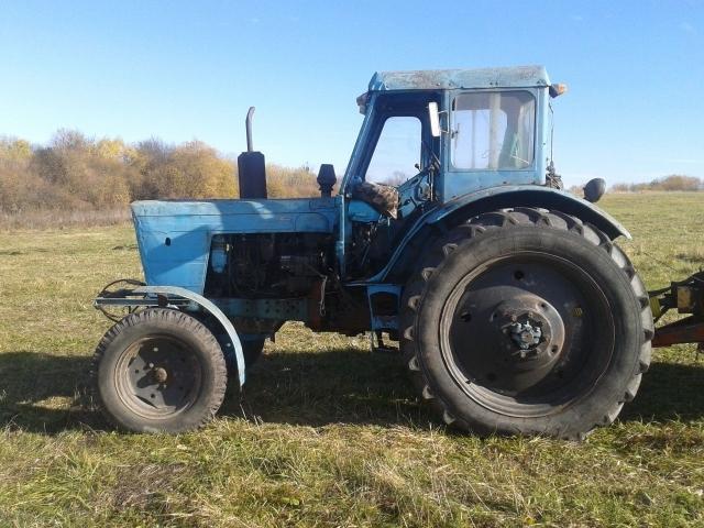 фото трактора мтз 50