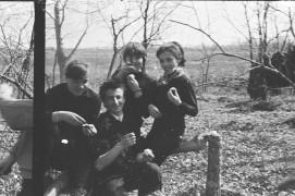 Биробиджан 1969 Пикник на обочине 10б класс шк №9