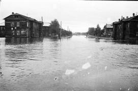 Биробиджан Шестидесятые Наводнение Фото Ю.Косвинцева2