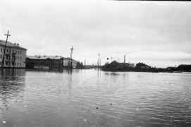 Биробиджан Шестидесятые Наводнение Фото Ю.Косвинцева3