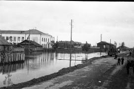 Биробиджан Шестидесятые Наводнение Фото Ю.Косвинцева5